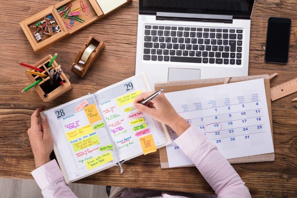 A importância do cronograma no marketing contábil 2