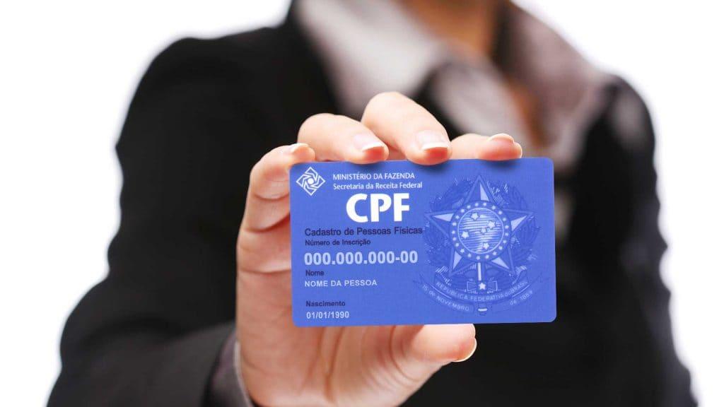 Dependentes maiores de 12 anos precisam ter CPF 2