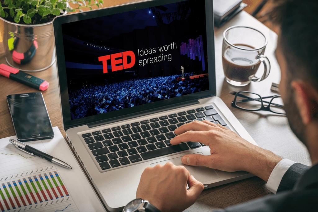 5 palestras da TED Talks para o empreendedor contábil 2