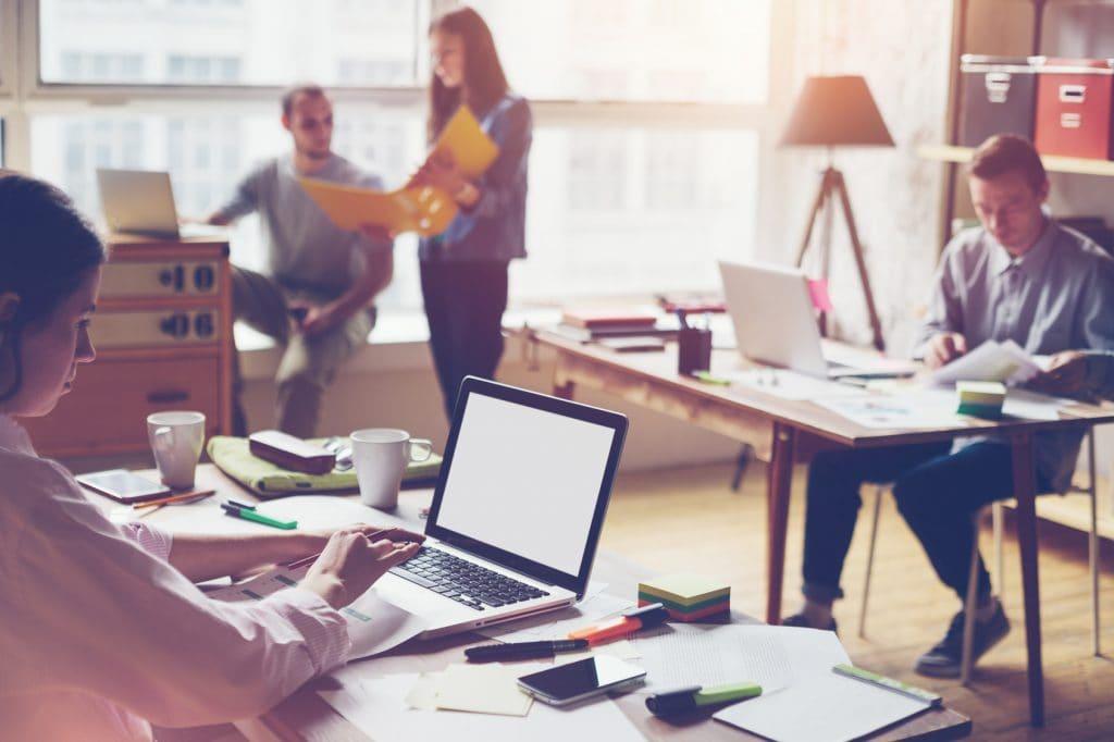A importância do departamento de marketing contábil no escritório 2
