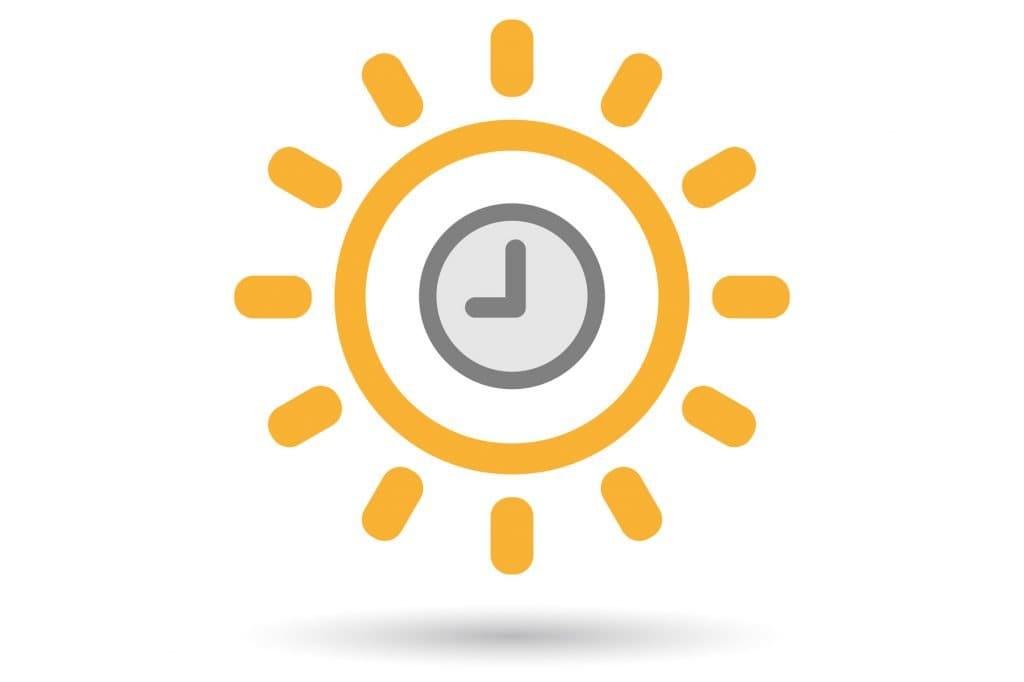 Horário de verão começa dia 4 2