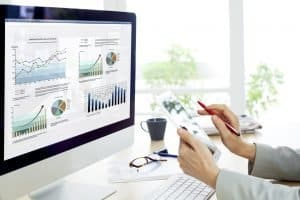 metricas de marketing contabil
