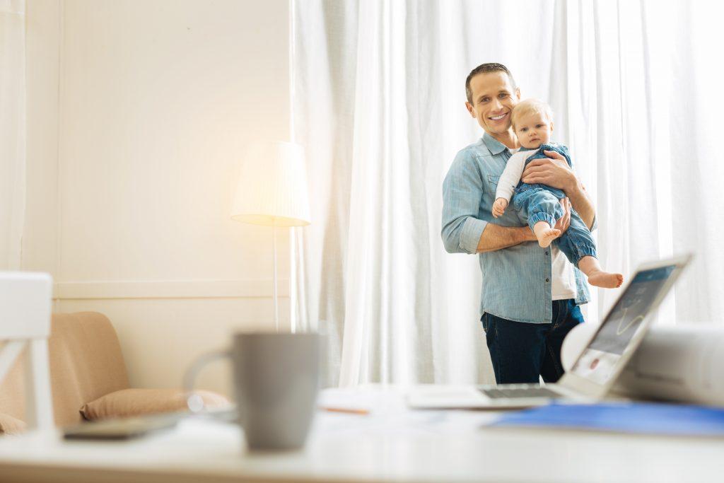 Direitos do trabalhador que é pai