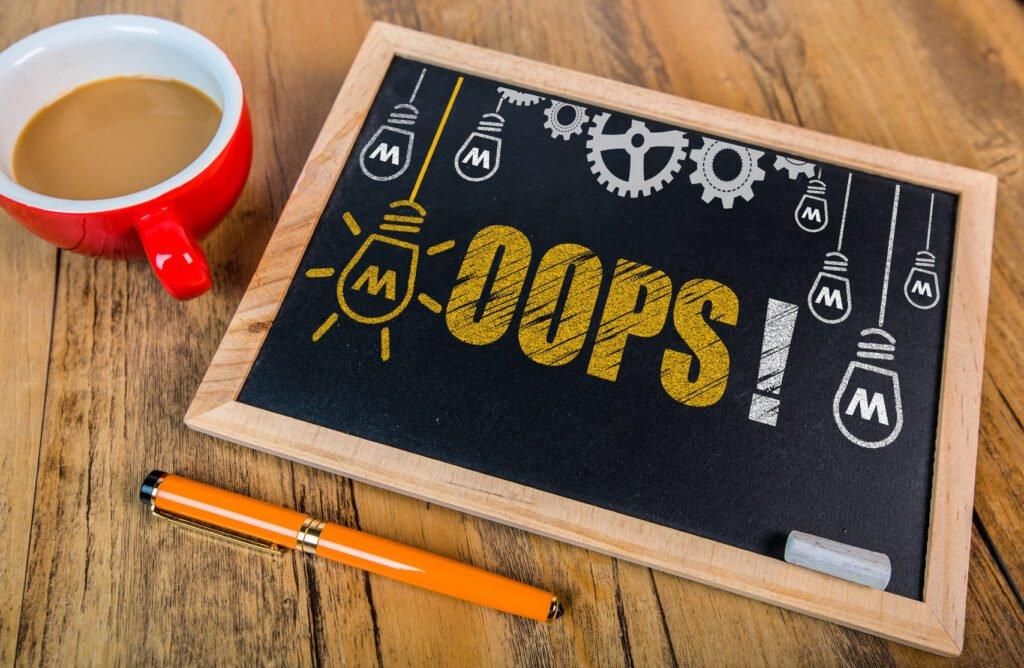 Errar é humano: quando os erros do escritório contábil ajudam na evolução do negócio 7